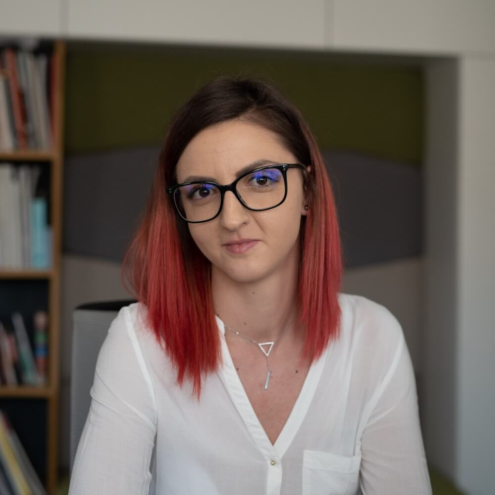 Octavia Balmus - Furniture Technologist